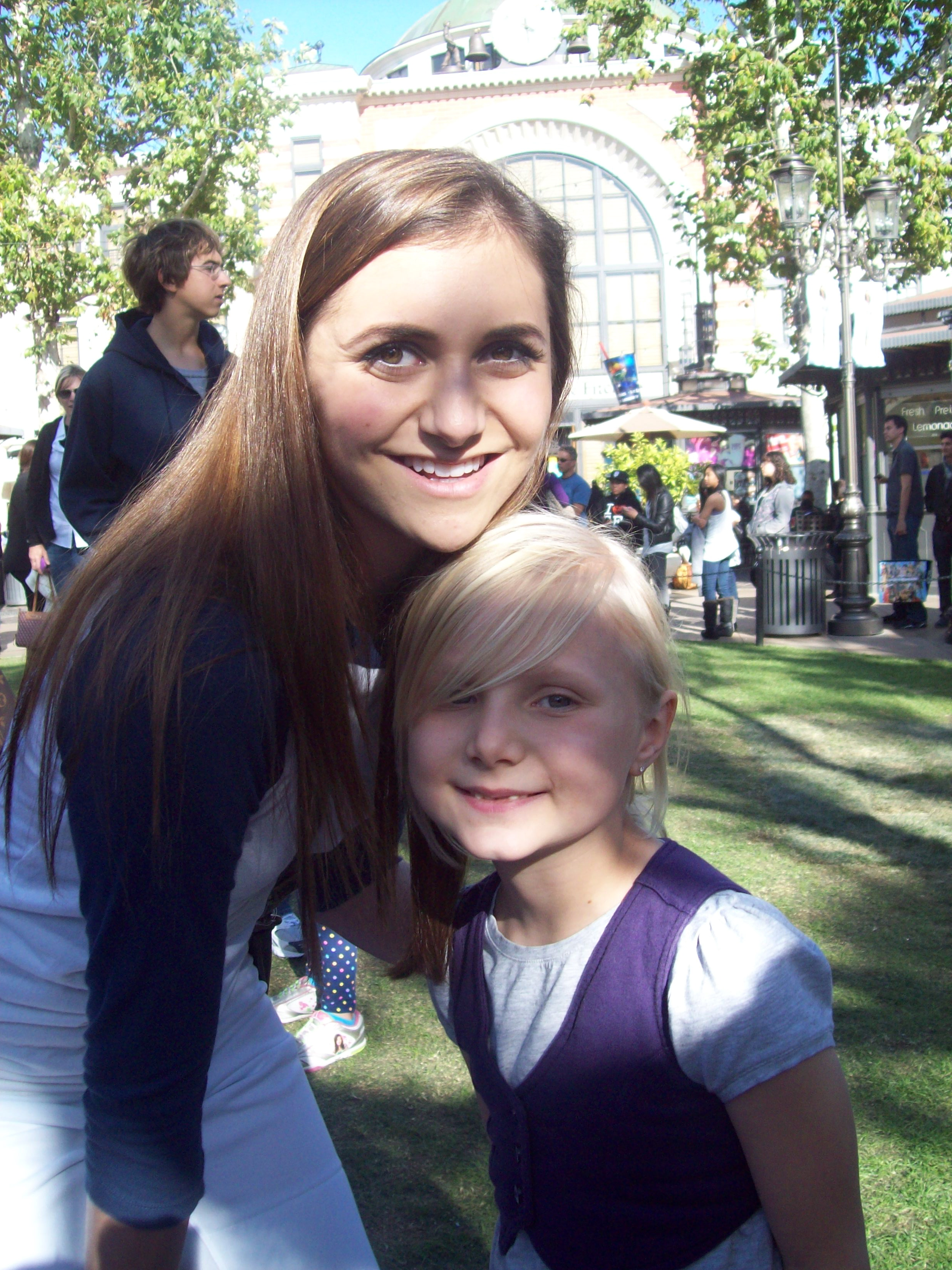 Alyson Stoner My Stories About Meeting Her Reach For The Stars