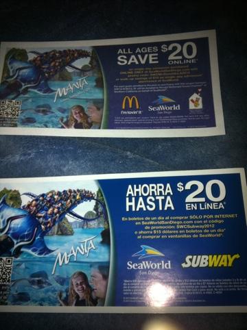 Park savers coupon code
