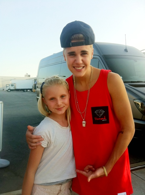 Justin bieber meeting fans after rehearsal 82212 reach for the stars justin bieber meeting fans after rehearsal 82212 m4hsunfo