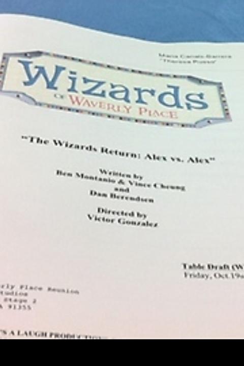 Alex vs alex the wizards return sweepstakes online