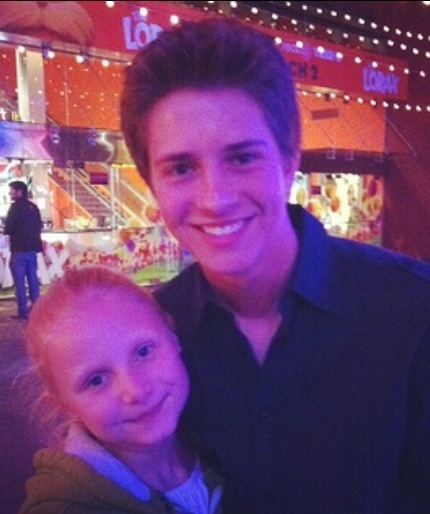 Meet billy unger from disney xds labrats at the x games los angeles 20130729 071924g m4hsunfo