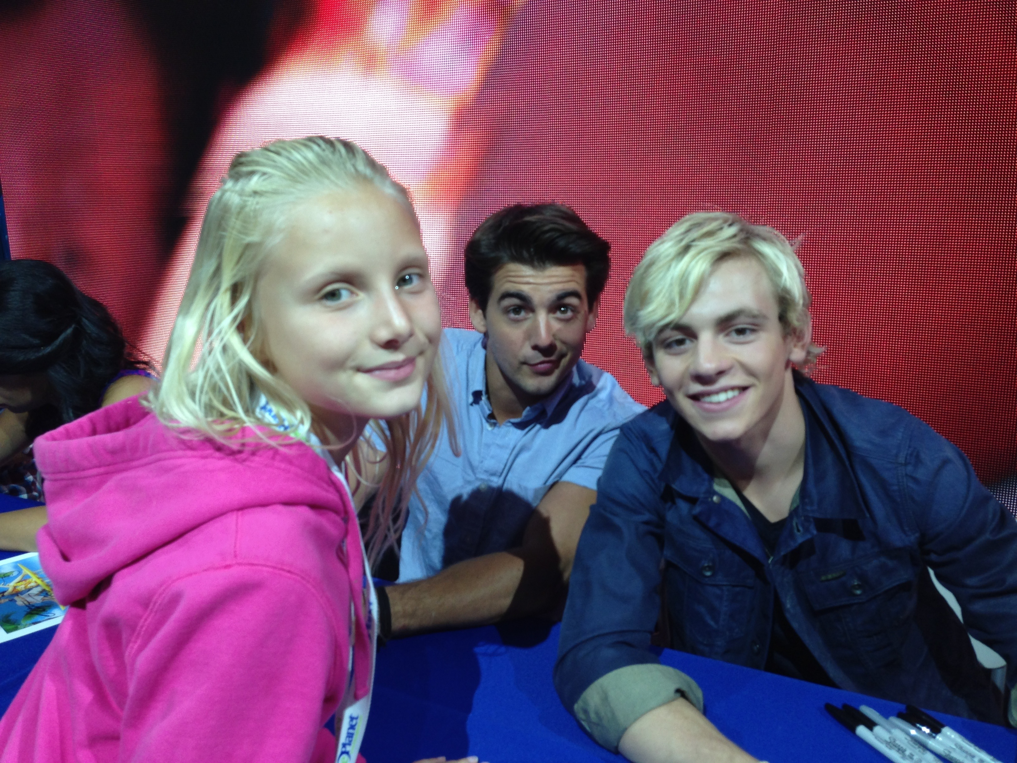 teen beach movie cast at d23expo 2013 reach for the stars