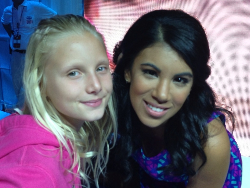 Meet Teen Beachs Chrissie Fit Michigan September 7 2013 Reach