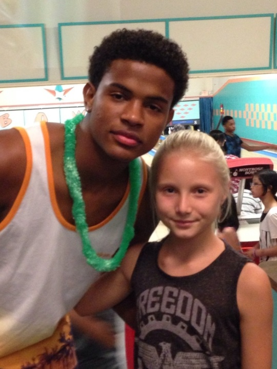 Zendaya and Trevor Jackson are Performing at the New ...