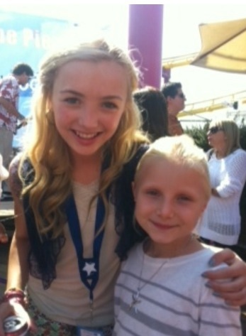 Reach for the stars your online guide to meeting todays young meet peyton list at a usc womens basketball game january 5 2014 m4hsunfo