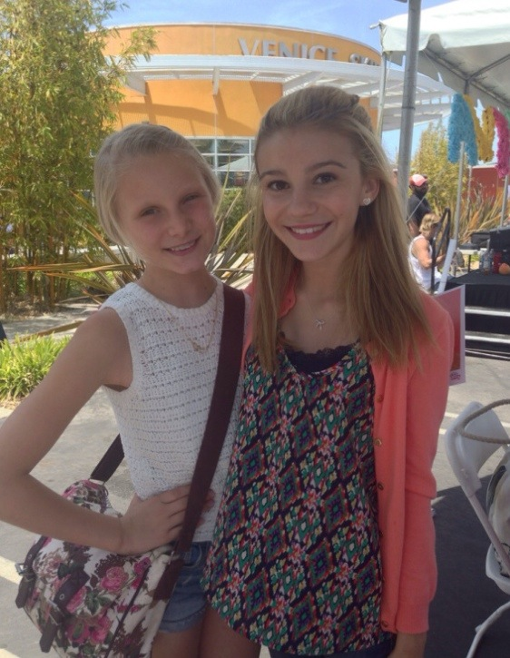 Meet G Hannelius At A Radio Disney Live Event Winter Park Fl