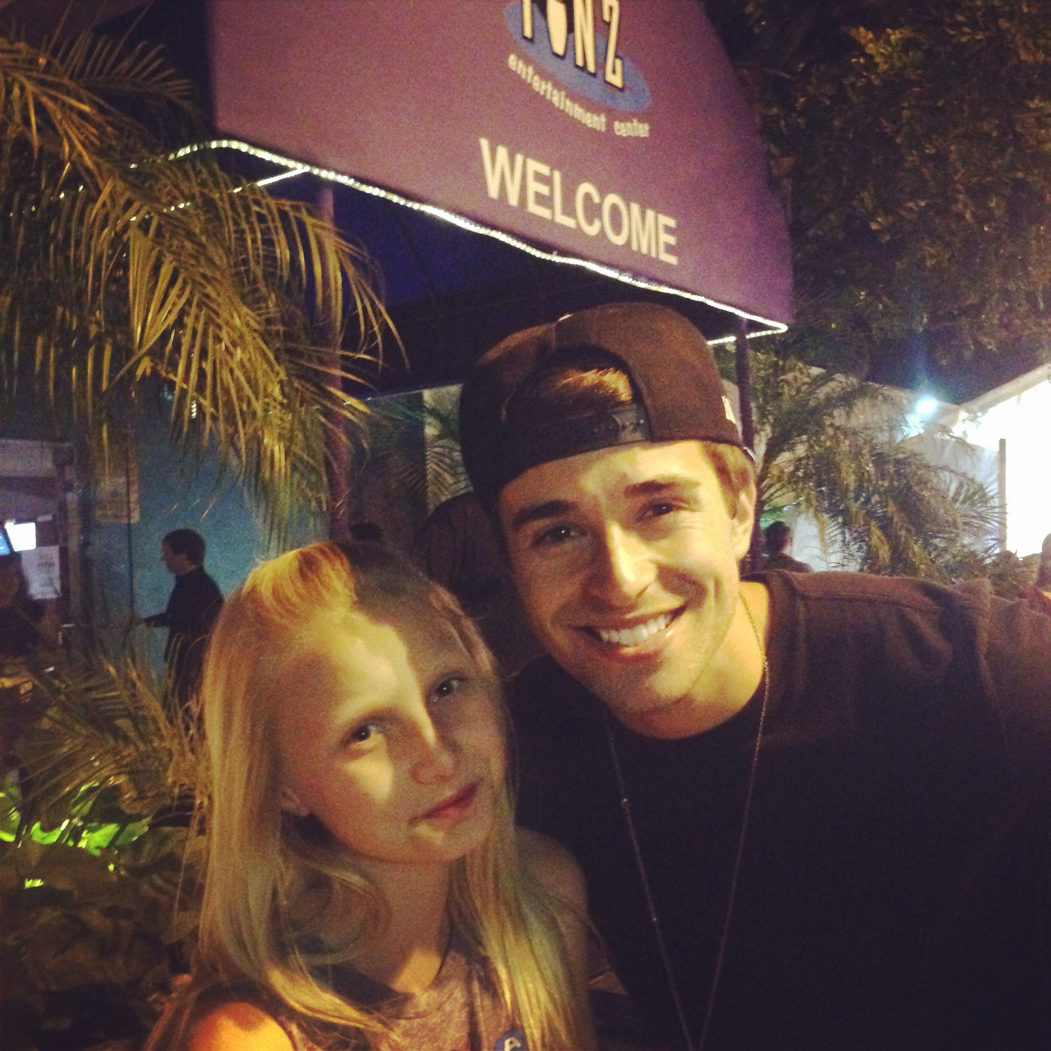 Meet Jake Miller In Hollywood Ca September 16 2014 Reach For The