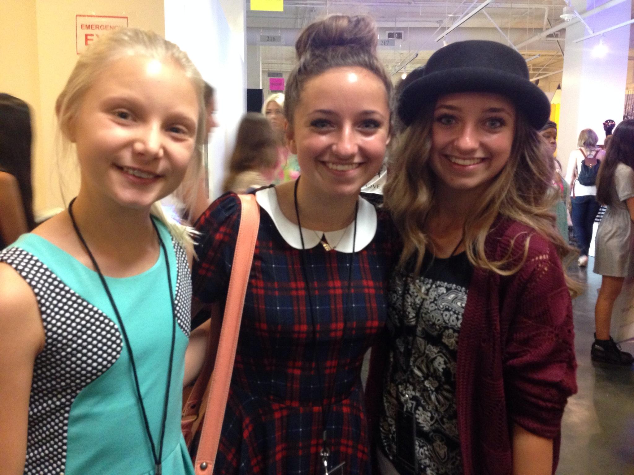 Peachy Meet Brooklyn Bailey And Mindy Mcknight From Cute Girls Hairstyles For Women Draintrainus