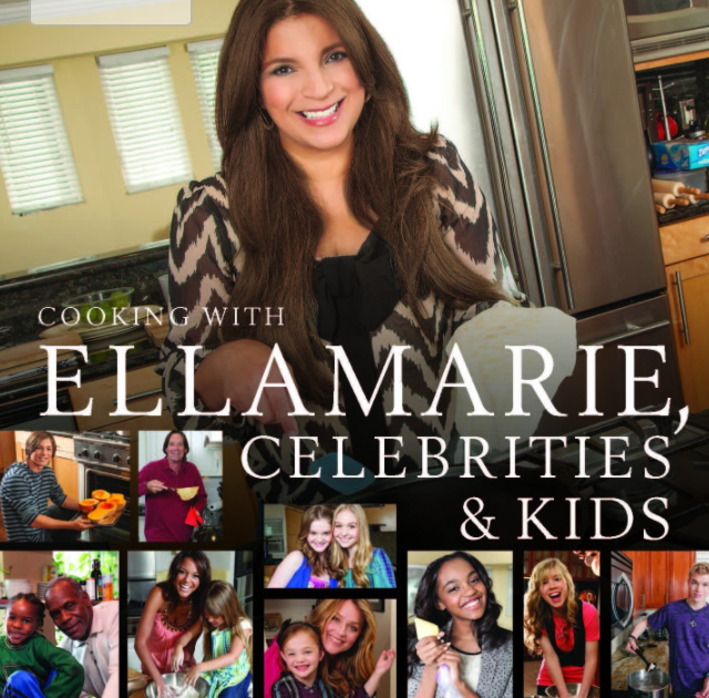 Meet celebrity chef ella marie and tons of her celebrity supporters chef ella marie will be signing her cook book at the barnes and noble located at the grove in los angeles april 4 2015 m4hsunfo