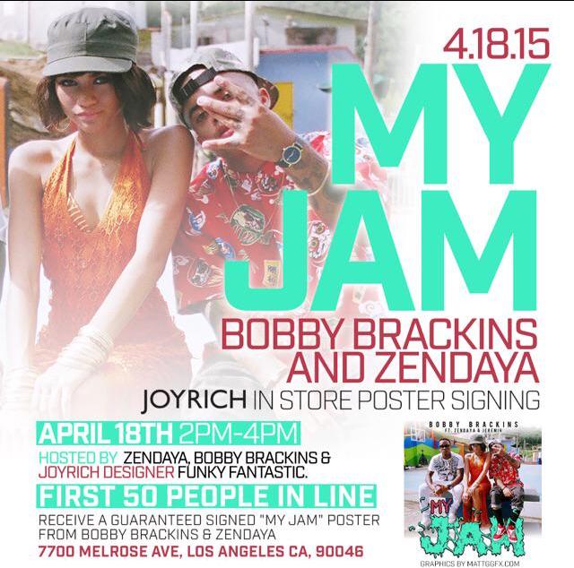 Meet zendaya and bobby brackins at a my jam signing in la april 18 meet zendaya and bobby brackins at a my jam signing in la april 18 2015 m4hsunfo
